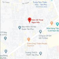 Cần bán dãy phòng trọ sát bên đại học Văn Hiến, bệnh viện Tân Phú