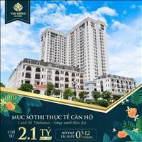 Tâm điểm quận Long Biên - chung cư cao cấp giá 24 triệu/m2, chiết khấu 10%, hỗ trợ vay 0%
