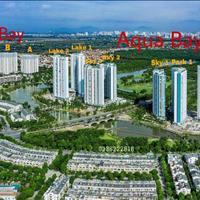 Danh sách cho thuê căn hộ Westbay - Aquabay giá tốt khu đô thị Ecopark, liên hệ em Hà