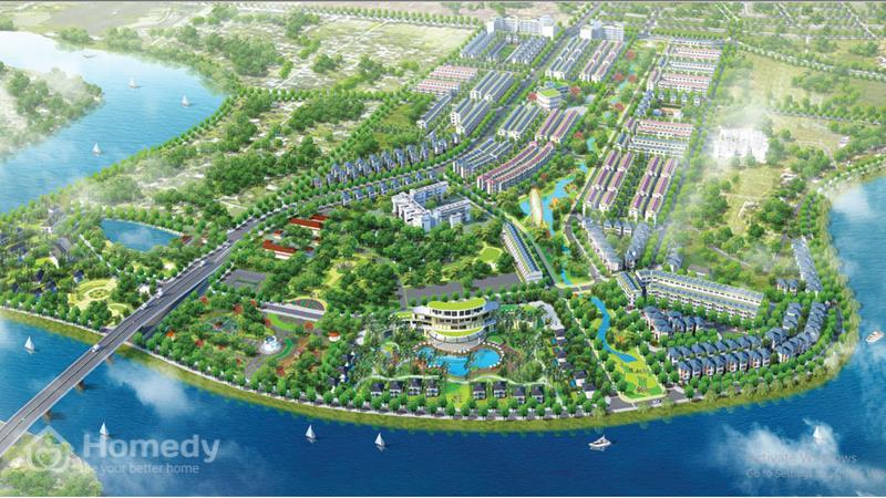 Dự án Khu đô thị River Silk City - Sông Xanh - ảnh giới thiệu