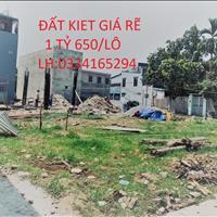 Bán đất quận Liên Chiểu - Đà Nẵng, giá 1.8 tỷ