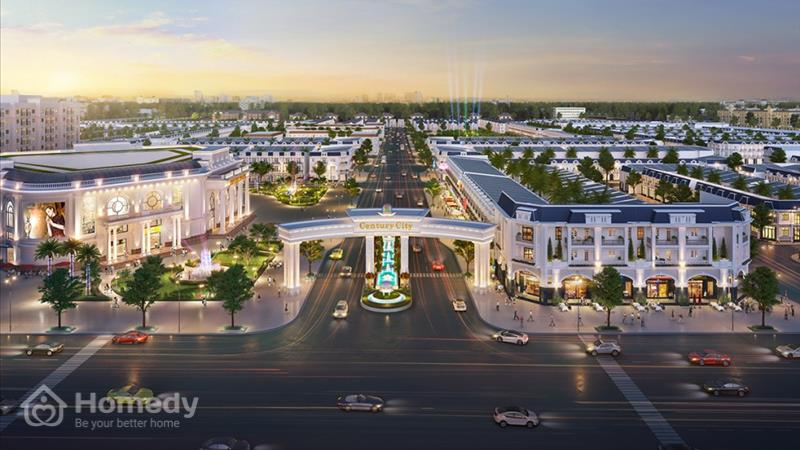 Dự án Century City - ảnh giới thiệu