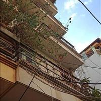 Bán nhà 5 tầng mặt ngõ Hoàng Quốc Việt, Cầu Giấy mặt tiền 4m, diện tích 42m2 giá 5,3 tỷ
