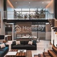 285 triệu nhận ngay căn hộ 45m2 (1 trệt 1 lửng) view hồ, full nội thất, sở hữu riêng