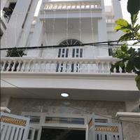 Bán nhà 1 lầu hẻm 4m Bà Điểm 6, gần Nguyễn Ảnh Thủ, Hóc Môn, 1,235 tỷ, 4x14m, sổ hồng riêng