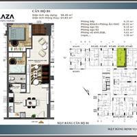 Bán gấp căn hộ chung cư liền kề sân bay, mặt tiền Phạm Văn Đồng, 2 phòng ngủ, 2,28 tỷ