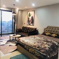 Cho thuê căn Studio 40m2 tại Vinhomes D'Capitale Trần Duy Hưng giá từ 8 triệu/tháng