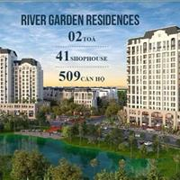 Bán căn hộ 100% view sông - sở hữu lâu dài - hàng trực tiếp từ chủ đầu tư
