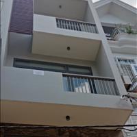 Cho thuê nhà 2 mặt tiền hẻm 26/6A Đặng Văn Ngữ, Quận Phú Nhuận hẻm xe hơi