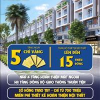 Bán nhà riêng quận Hồng Bàng - Hải Phòng giá 1.54 tỷ ô tô đỗ cửa