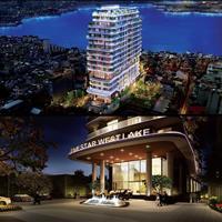 Bán căn Duplex ngoại giao siêu VIP, mặt đường Hoàng Hoa Thám, 1 bước chạm Hồ Tây 18,5 tỷ