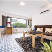 Căn hộ mini Phú Nhuận, 2 phòng ngủ riêng biệt, 50m2, full nội thất cao cấp, phòng bếp, tiện ích