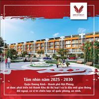 Bán đất nền dự án quận Dương Kinh - Hải Phòng giá 12 triệu/m2