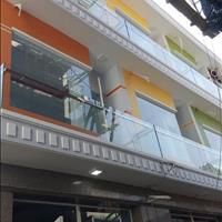Bán dãy phố 4 tầng hẻm rộng thông thoáng Bến Phú Định, phường 16, quận 8, giá chỉ 2.15 tỷ