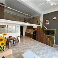Cho thuê căn hộ đường Nguyễn Đình Khơi, Tân Bình, 45m2, 9tr/tháng, có ban công, gác đúc cao và rộng