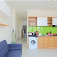 Căn hộ một phòng ngủ cho thuê đầy đủ nội thất có ban công tại quận Bình Thạnh, giảm sốc