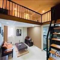 Căn hộ cho thuê gần Lotte Mart quận 7, đầy đủ nội thất và có gác, giảm giá