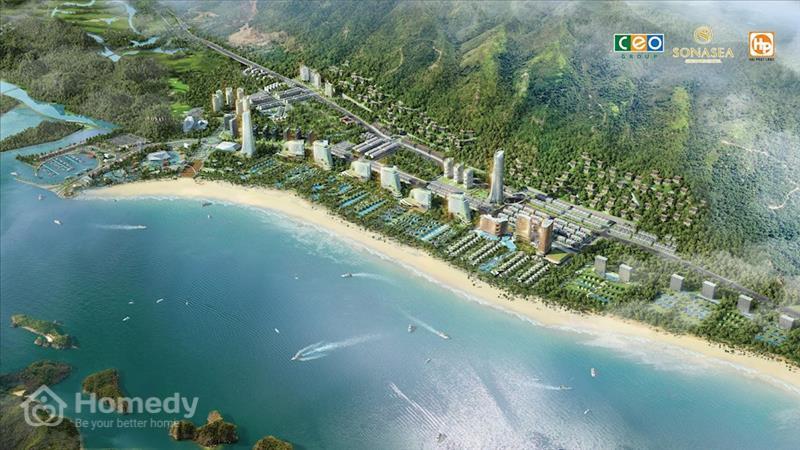 Dự án Sonasea Vân Đồn Harbor City - ảnh giới thiệu