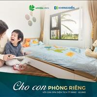 Cơ hội sở hữu căn hộ Lovera Vista Khang Điền quận Bình Chánh - TP Hồ Chí Minh giá 690 triệu
