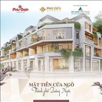 Bán đất đã có sổ đỏ giá ưu đãi nhất thị trường Quảng Ngãi - Phú Điền Residences