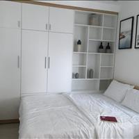 Bán nhanh căn hộ Mường Thanh căn góc, tầng cao, view biển 2 phòng ngủ, 1 WC full nội thất giá rẻ