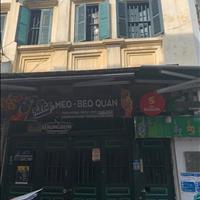 Cho thuê nhà mặt phố Tây 25 Tạ Hiện, ngã tư thế giới