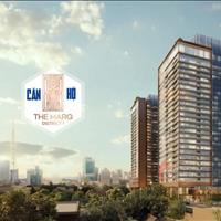Bán căn hộ 4PN The Marq Nguyễn Đình Chiểu Q1, thang máy riêng, diện tích 146m2, hỗ trợ lãi suất 0%