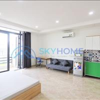 Căn hộ cho thuê có ban công đầy đủ nội thất gần Lotte Mart quận 7 (KDC Kim Sơn)