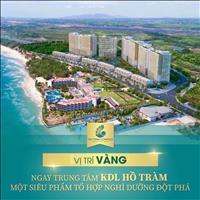 Cơ hội sở hữu căn hộ nghỉ dưỡng 5* view biển Hồ Tràm Complex, sổ hồng lâu dài vốn ban đầu chỉ 135tr