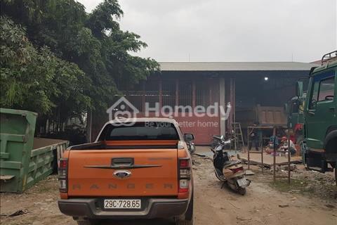 Cho thuê mặt bằng làm cửa hàng nhà xưởng ở gần thị trấn Vân Đình, Ứng Hòa