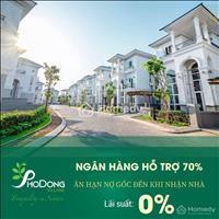 Phố Đông Village quận 2- tâm điểm đầu tư 2020 - nơi an cư nghỉ dưỡng tuyệt vời, vay 70% lãi suất 0%