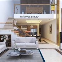 Căn hộ 1-2PN chỉ 290 triệu/căn (giá 100%), sẵn nội thất, sở hữu vĩnh viễn - Hóc Môn