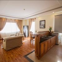 Cho thuê căn hộ 1 phòng ngủ đường Trần Hưng Đạo, 55m2, 13 triệu/tháng, nội thất cao cấp