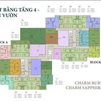 Căn hộ sân vườn giá rẻ vị trí VIP chỉ từ 21 triệu/m2 ngay Vincom Dĩ An, Bình Dương