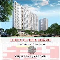 Bán chung cư quận Liên Chiểu - Đà Nẵng - 2PN - 500 triệu sở hữu sổ hồng lâu dài, NH hỗ trợ trả góp