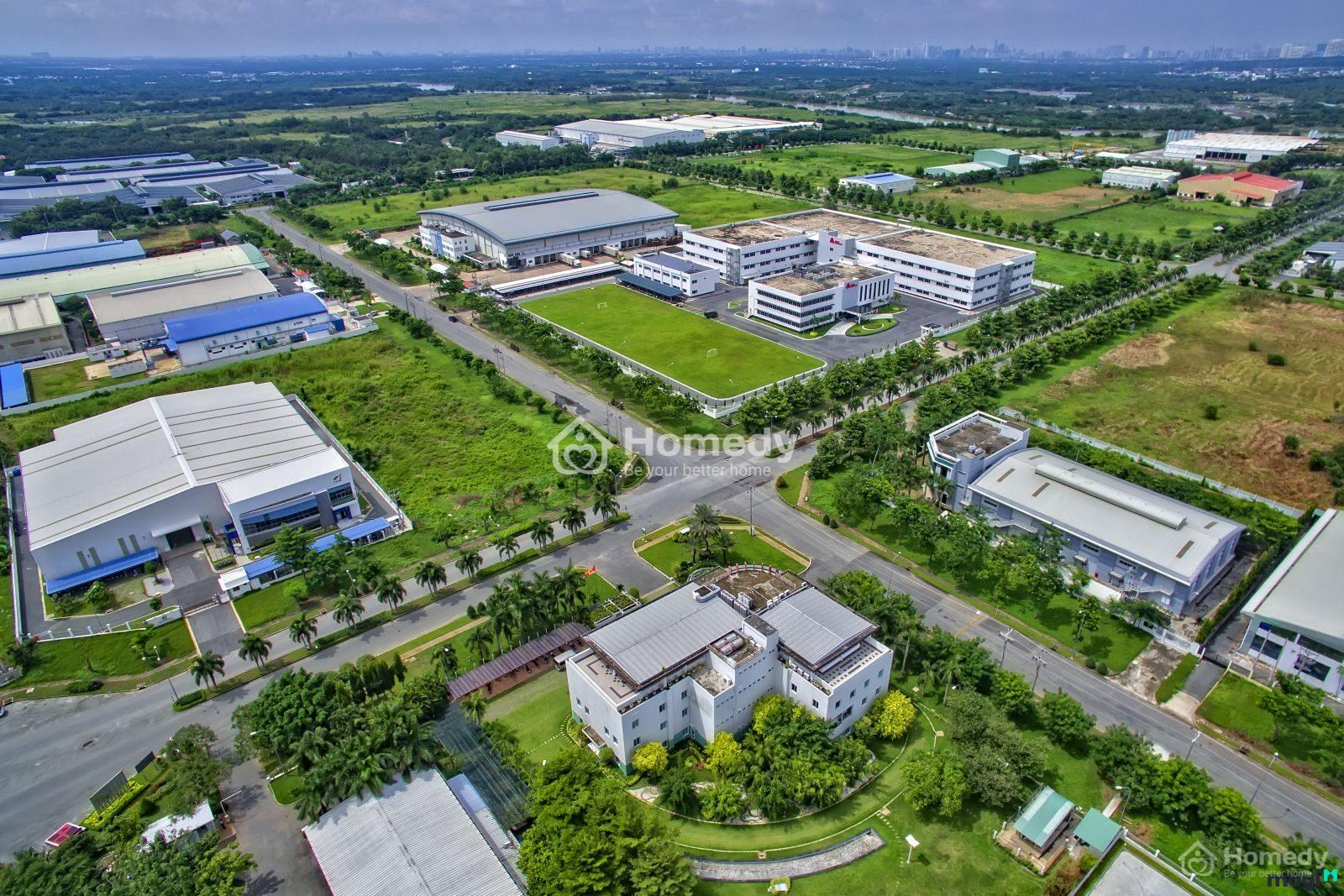 thị trường bất động sản công nghiệp Việt Nam