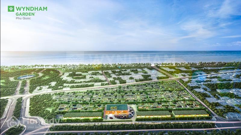 Dự án Wyndham Garden Phú Quôc - ảnh giới thiệu