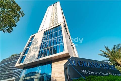 Cho thuê nhiều căn hộ Xi Grand Court, Lý Thường Kiệt, 1 - 2 - 3 phòng ngủ, giá tốt nhất