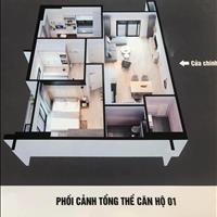 Bán căn hộ thành phố Vinh - Nghệ An giá 770 triệu