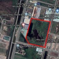 3.4ha đất 3 mặt tiền trong khu công nghiệp An Hạ xã Phạm Văn Hai Bình Chánh, Hồ Chí Minh