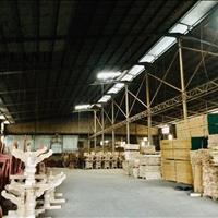 Cho thuê 2700m2 xưởng khu làm gỗ Hố Nai, Đồng Nai