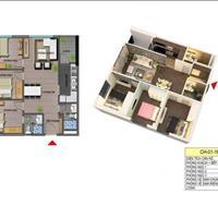 Qũy căn thương mại cuối cùng đầy đủ diện tích đẹp nhất dự án Ecohome 3