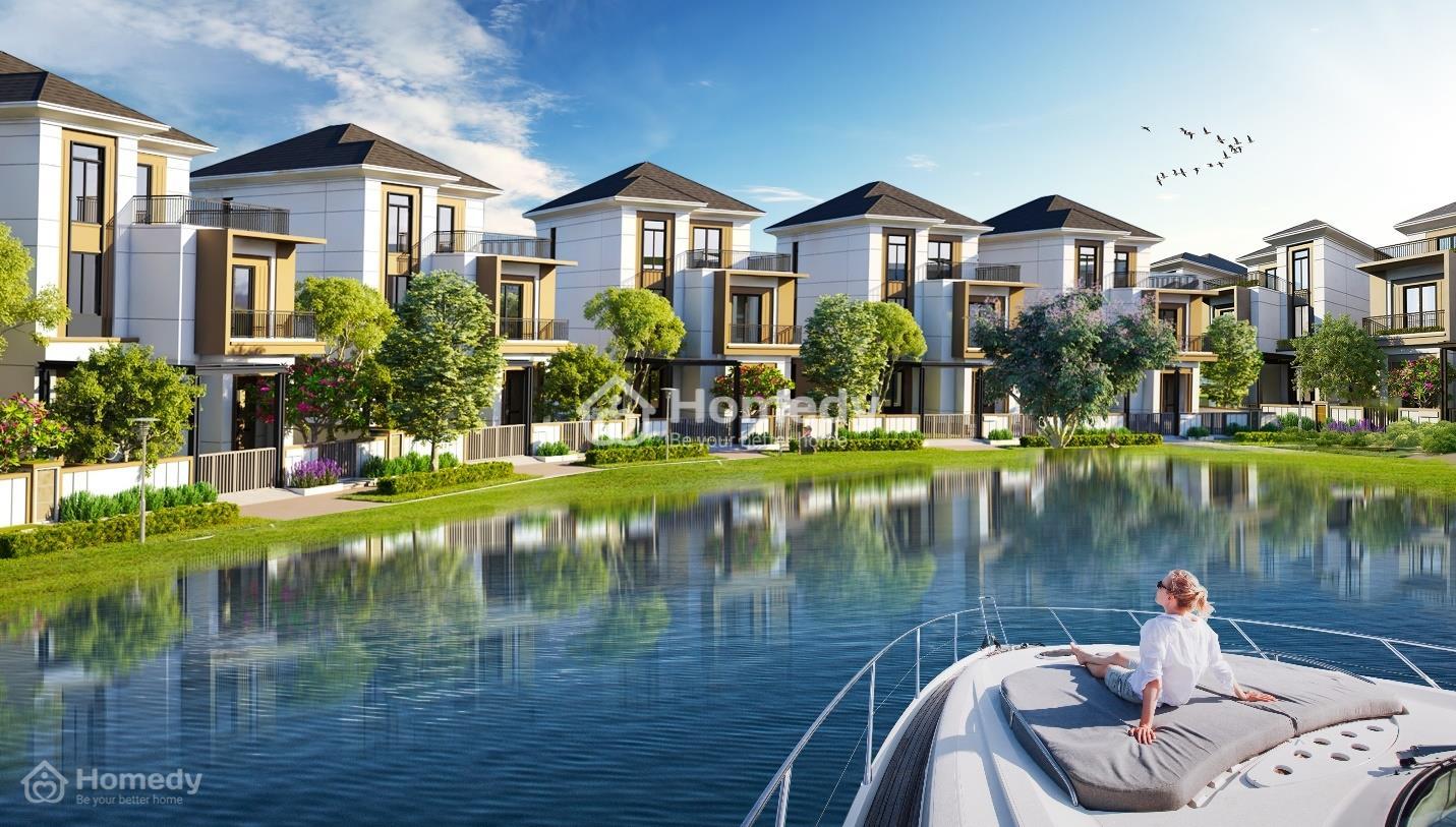Dự án bất động sản tích hợp tại thị trường tỉnh