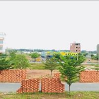 Bán 2 nền lô góc khu du lịch Hương Sen Garden 176m2 đối diện hồ và bệnh viện chỉ 15 triệu/m2