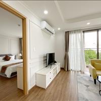 Cho thuê căn hộ 1 phòng ngủ, 1WC 60m2 bao phí quản lí, full nội thất, miễn phí dịch vụ gần sân bay