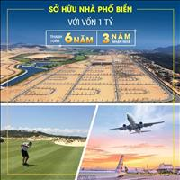 Bán nhà phố thương mại Shophouse quận Cam Ranh - Khánh Hòa giá 5.6 tỷ, xem ngay