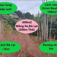 Bán đất Măng Lin - Đà Lạt - Lâm Đồng giá 6.6 tỷ