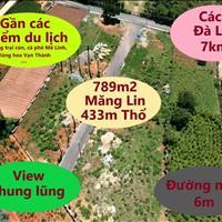 Bán đất Măng Lin Đà Lạt - Lâm Đồng giá 10.3 tỷ