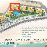 Bán căn hộ Xuyên Mộc - Bà Rịa Vũng Tàu giá 1.80 tỷ