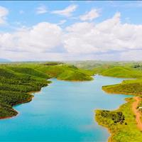 Đất nghỉ dưỡng view trực diện hồ Daklong - Bảo Lâm - Bảo Lộc, giá chỉ 777 triệu/nền